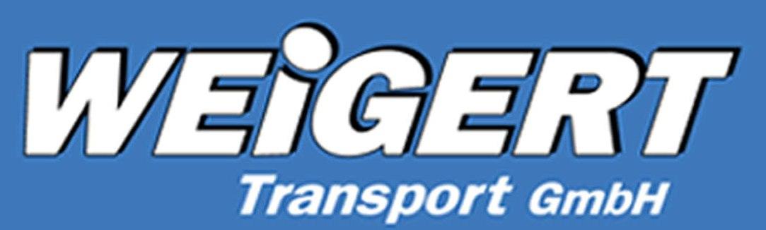 Logo von WEIGERT TRANSPORT GMBH